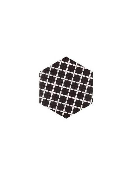Pavimento hexagonal porcelánico Grazia decor 28.5 x 33 cm (1 m2/cj)