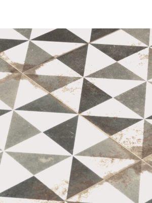 Pavimento porcelánico Antique triangle 33x33 cm.