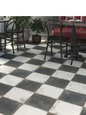 Pavimento porcelánico Antique white 33x33 cm.