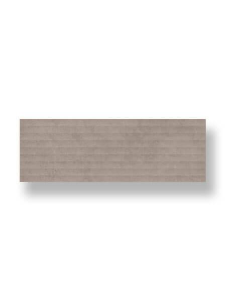 Revestimiento pasta blanca rectificado cement como marengo mate 33,3x100 cm