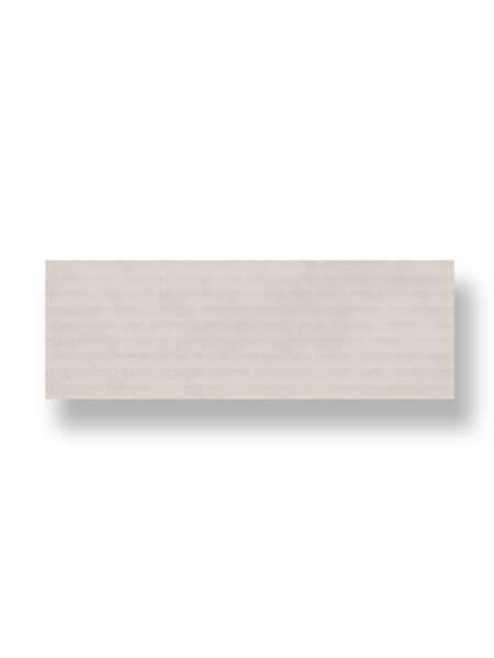 Revestimiento pasta blanca rectificado decorado como marfil 33.3x100cm (2 m2/cj)
