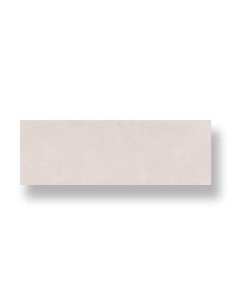 Revestimiento pasta blanca rectificado cement marfil 33.3x100cm (2 m2/cj)