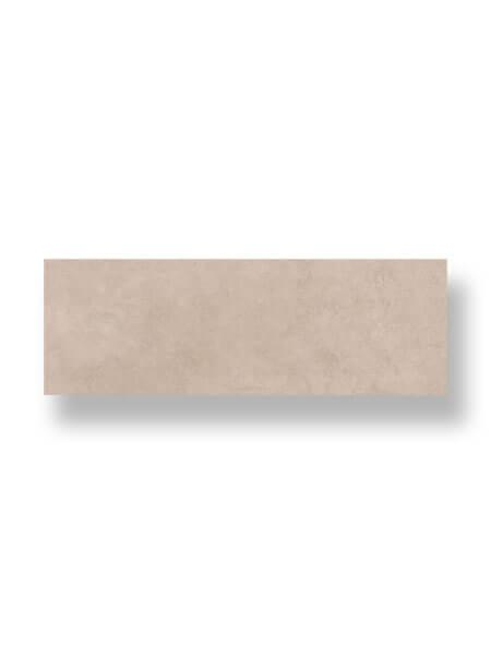 Revestimiento pasta blanca rectificado cement natural 33.3x100cm (2 m2/cj)
