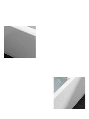 Bañera acrílica Rafael 180x80 cm