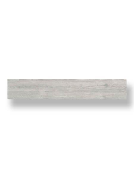 Pavimento porcelánico rectificado Emu Ceniza 20x120 cm (1.44 m2/cj)