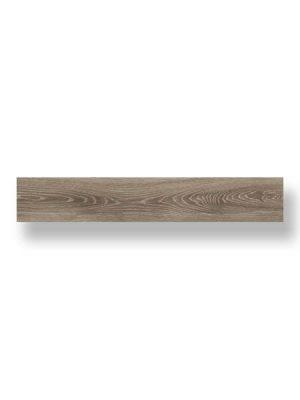 Pavimento porcelánico rectificado Emu Nogal 20x120 cm