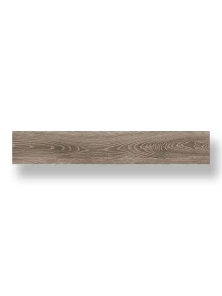 Pavimento porcelánico rectificado Emu Nogal 20x120 cm (1.44 m2/cj)