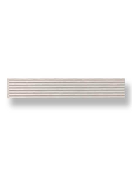 Pavimento porcelánico rectificado Frotk Perla 20x120 cm (1.44 m2/cj)