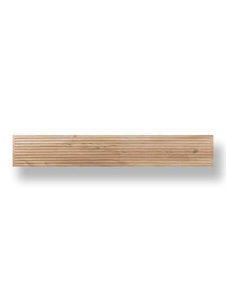 Pavimento porcelánico rectificado Noset Haya 20x120 cm (1.44 m2/cj)