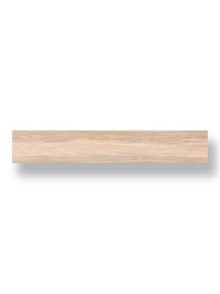 Pavimento porcelánico rectificado Rikhss Haya 20x120 cm (1.44 m2/cj)