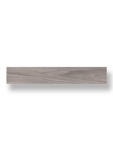 Pavimento porcelánico rectificado Rikhss Ceniza 20x120 cm (1.44 m2/cj)