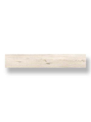 Pavimento porcelánico rectificado Solit blanco 20x120 cm