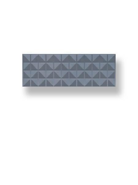 Azulejo pasta blanca rectificado decorado Arco Myra Ocean 30x90 cm (1.08 m2/cj)