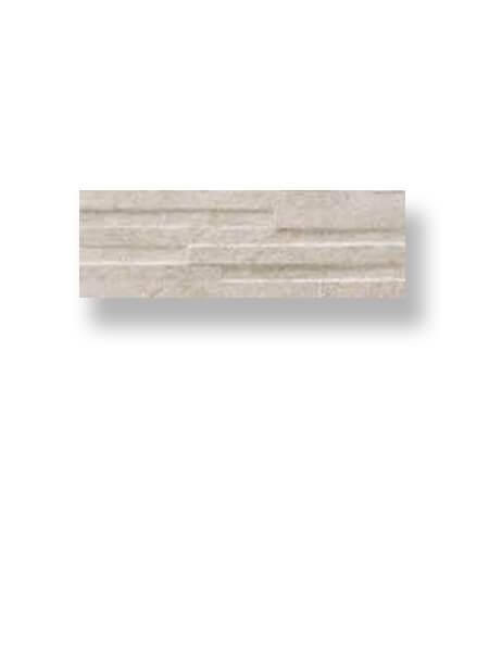 Revestimiento porcelánico rectificado Muretto Nague arena 17x52 cm (0.89 m2/cj)