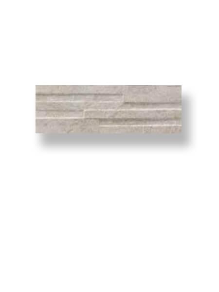 Revestimiento porcelánico rectificado Muretto Nague perla 17x52 cm (0.89 m2/cj)