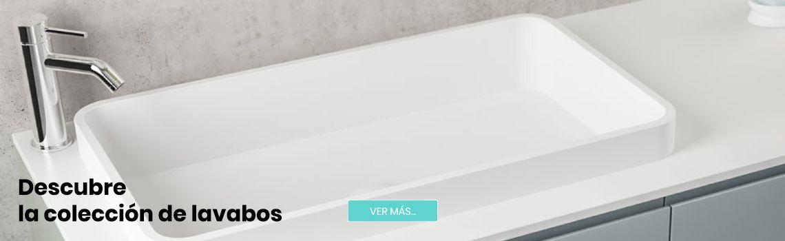Tipos de lavabos Adrihosan para el cuarto de baño
