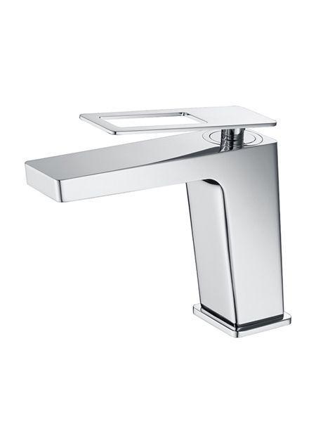 Monomando lavabo Voussac grifo cromo brillo