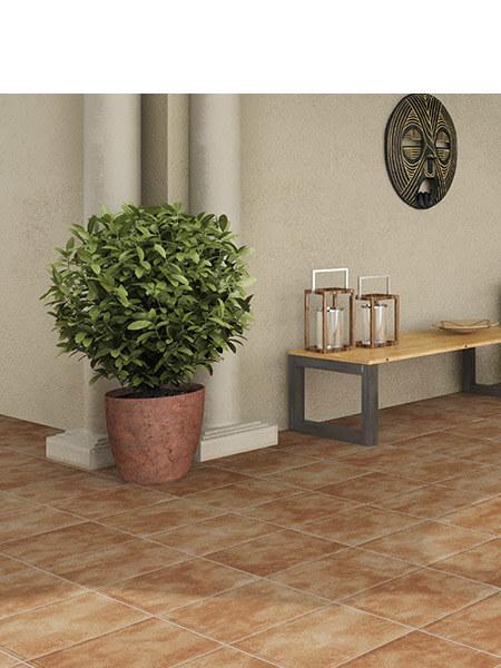 Pavimento de gres rústico Soneja 31x31 cm (1,6 m2/cj)