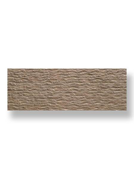 Revestimiento porcelánico rectificado Stonehenge deco moka 40x120 cm (1.44 m2/cj)