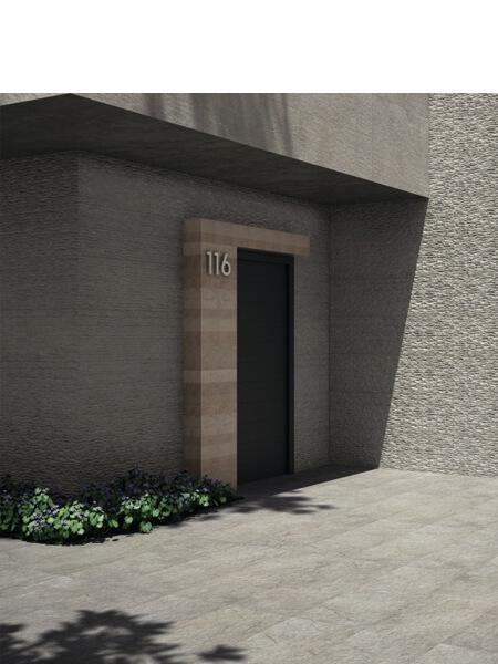 Suelo porcelánico rectificado Stonehenge grey 40x120 cm (1.44 m2/cj)