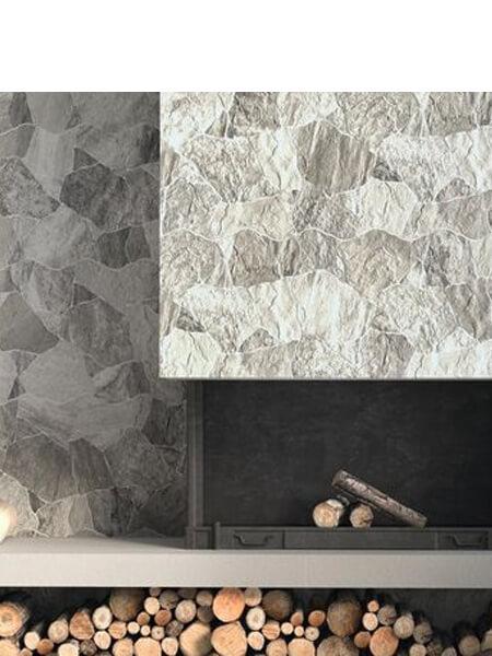 Suelo porcelánico Sella Grey 44x66 cm (1.17 m2/cj)