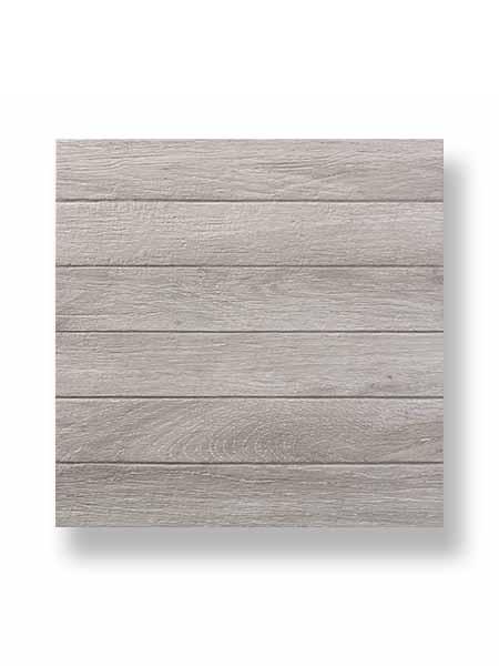 Gres antideslizante imitación madera Irazu gris 45x45 cm (1.22 m2/cj)