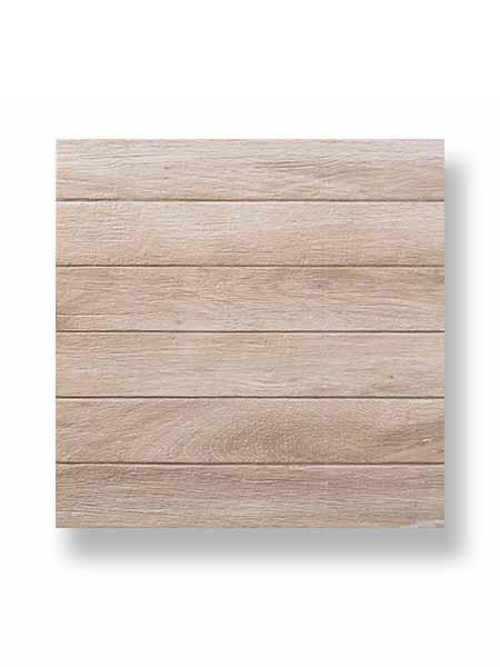 Gres antideslizante imitación madera Irazu natural  45x45 cm (1.22 m2/cj)