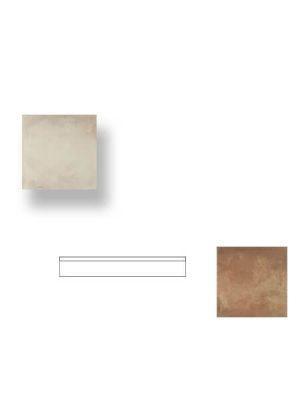 Rodapie porcelánico Racamo 33x33 cm.