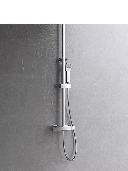 Columna de ducha termostática Enzo Chiara Martelli Made in Italy.