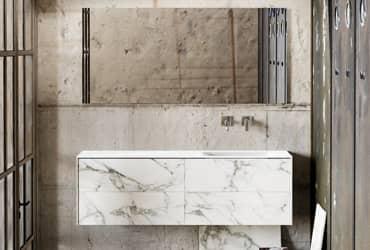 Mueble de baño de alta decoración Vica Adrihosan