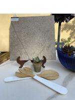 Pavimento antideslizante porcelánico takoda beige 33x33 cm.
