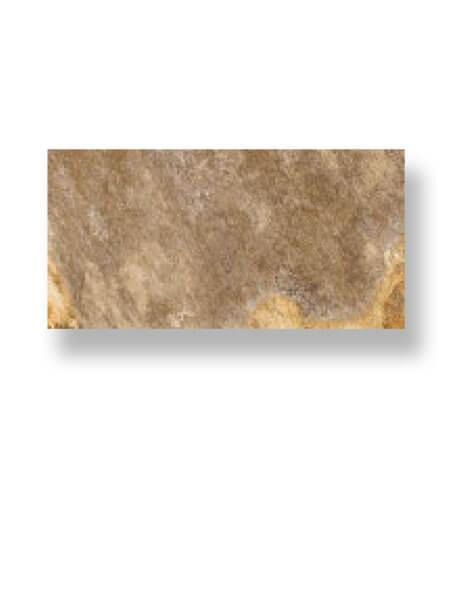 Pavimento porcelánico imitación pizarra Aspen tierra 30 x 60 cm (1.08 m2/cj)