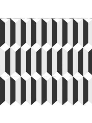 Pavimento porcelánico formas geométricas Flower pick 15x15 cm