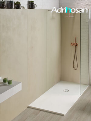 plato de ducha focus beton aquabella adrihosan 1 1