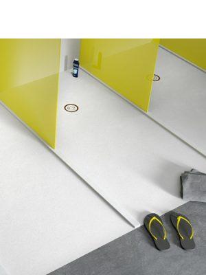 Plato de ducha textura Betón Focus aquabella 200x70x3 cm Fabricación nacional del prestigioso fabricante Acquabella, varios colores