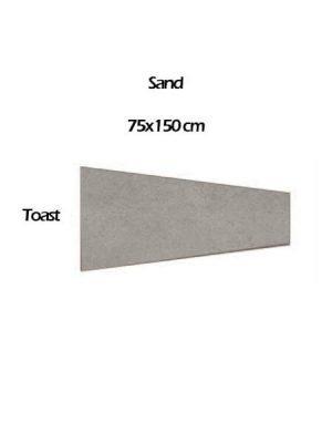Pavimento porcelánico técnico Pira Sand Toast Momo Collection