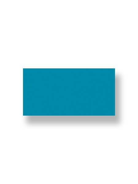Azulejo liso aqua blue brillo 10X30 cm (1.02 m2/cj)