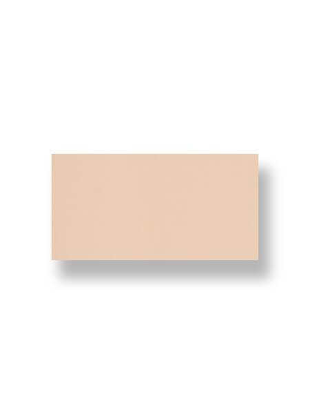 Revestimiento pasta roja liso beige 10X30 cm (1.02 m2/cj)