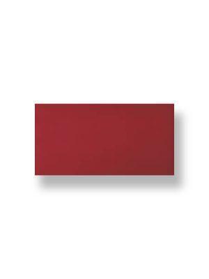 Revestimiento pasta roja liso burdeos 10X30 cm. El clásico azulejo para decoraciones retro o vintage o incluso modernas o minimalistas.