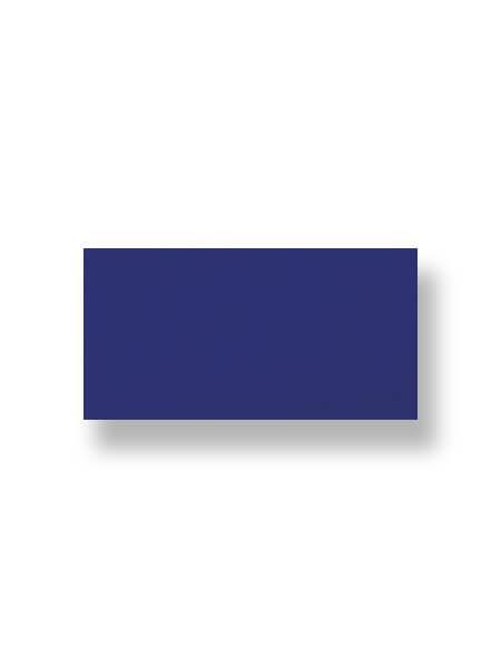 Azulejo liso cobalto 10X30 cm (1.02 m2/cj)