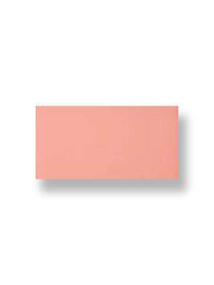 Revestimiento pasta roja liso coral 10X30 cm. El clásico azulejo para decoraciones retro o vintage o incluso modernas o minimalistas.
