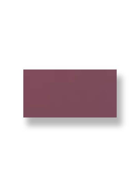 Revestimiento pasta roja liso granate 10X30 cm (1.02 m2/cj)