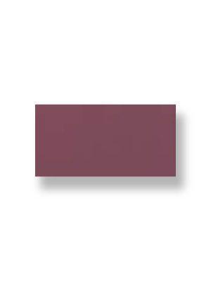 Azulejo liso granate brillo 10X30 cm. El clásico azulejo para decoraciones retro o vintage o incluso modernas o minimalistas. Primera calidad.