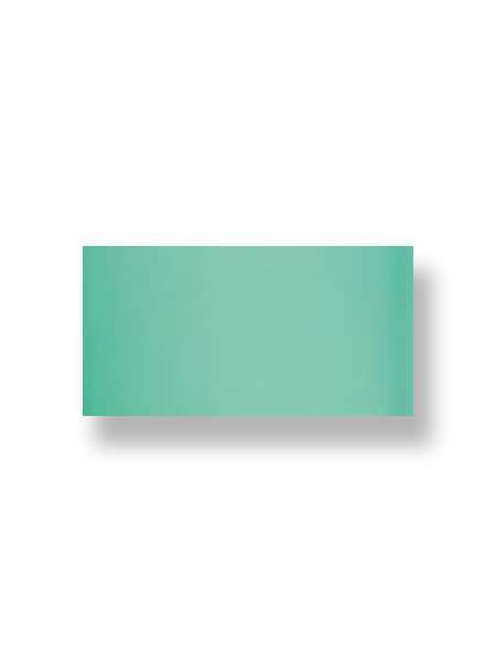 Azulejo liso manzana brillo 10X30 cm. El clásico azulejo para decoraciones retro o vintage o incluso modernas o minimalistas. Primera calidad.