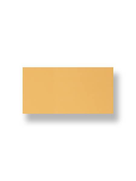 Revestimiento pasta roja liso mostaza 10X30 cm (1.02 m2/cj)