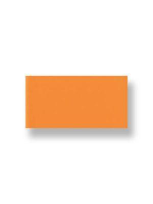Revestimiento pasta roja liso naranja 10X30 cm. El clásico azulejo para decoraciones retro o vintage o incluso modernas o minimalistas.