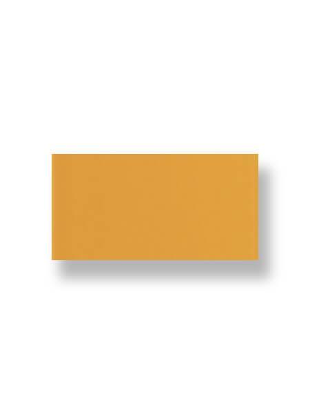 Revestimiento pasta roja liso ocre 10X30 cm. El clásico azulejo para decoraciones retro o vintage o incluso modernas o minimalistas.