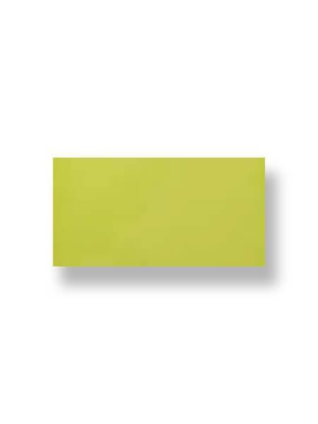 Revestimiento pasta roja liso pistacho 10X30 cm (1.02 m2/cj)