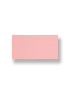 Revestimiento pasta roja liso rosa 10X30 cm. El clásico azulejo para decoraciones retro o vintage o incluso modernas o minimalistas.