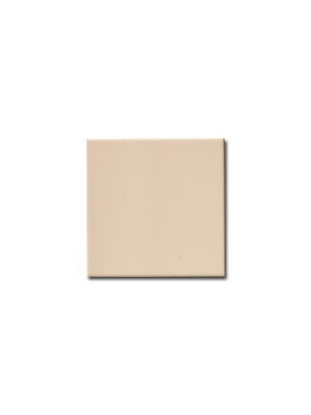 Azulejo liso beige brillo 15x15 cm (1m2/cj)
